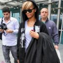 Rihanna At An Airport In Istanbul, Turkey - June 3, 2010