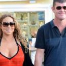 Mariah Carey and James Packer - 454 x 255