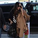 Megan Fox – Arrives at Los Angeles International Airport