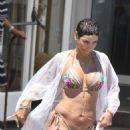 Nicole Murphy in Bikini in Ischia - 454 x 681