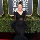 Francia Raisa : 76th Annual Golden Globe Awards - 393 x 600
