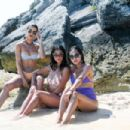 Camila Coelho in Bikini – Revolve Summer Event in Bermuda - 454 x 303