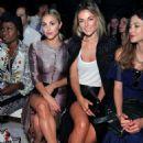 Cassie Scerbo Francesca Liberatore Fashion Show In Nyc