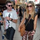 Delta Goodrem and Daren Mcmullen - 396 x 594