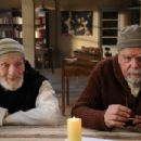 Left to Right: Jacques Herlin as Amédée and Michael Lonsdale as Luc. Courtesy of Sony Pictures Classics