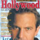 Kevin Costner  -  Magazine Cover - 454 x 616