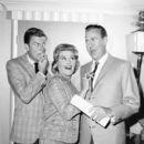 Dick Van Dyke, Rose Marie & Carl Reiner - 400 x 490