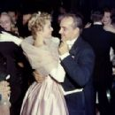 Grace Kelly and Prince Rainier of Monaco - 454 x 302