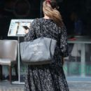 Kelly Brook – Seen at a Heart Radio after presenting the Weekend Breakfast Show in London