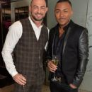 Marcus Collins (singer) and Robin Windsor - 454 x 796