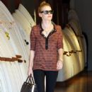 Kate Bosworth's Post-Christmas Shopping with Michael Polish