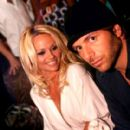 Rick Salomon and Pamela Anderson - 410 x 594