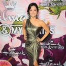 Danica McKellar – 2018 Hallmark Channel All-Star Party at TCA Winter Press Tour in LA - 454 x 682