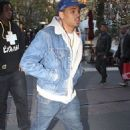 """Chris Brown Debuts """"Another Round"""" Video"""