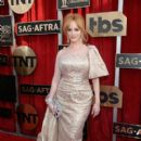 Christina Hendricks: 22nd Annual Screen Actors Guild Awards - Red Carpet