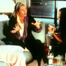 Joely Richardson, Emma Thompson and Yasmin Bannerman in USA Films' Maybe Baby 2001