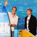 Tom Felton: Choice Villain at the 2011 Teen Choice Awards