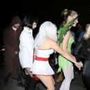 Ariel Winter – Just Jared's Annual Halloween Party in Los Angeles 10/30/2016