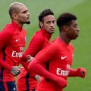 Neymar trains before PSG home debut as he looks to build on scoring start since £198m move from Barcelona - 454 x 303