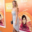 Ivanka Trump He Named Me Malala Premiere In Ny