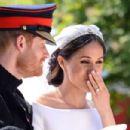 Meghan Markle and Prince Harry – Royal Wedding at Windsor Castle