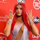 Bebe Rexha – Perform at 2020 American Music Awards in Los Angeles