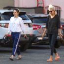 Kristen Stewart – Exiting a nail spa in Hollywood