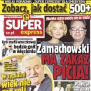 Monika Richardson and Zbigniew Zamachowski - Super Express Magazine Cover [Poland] (4 September 2019)