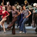 Mario Lopez as Zak In The 2006 Broadway Revivel Of A CHORUS LINE - 454 x 322