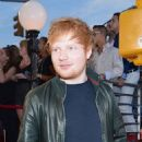 Ed Sheeran at the 2013 MTV Video Music Awards (August 25)