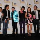 Press Photos With New Moon Cast After Their 2010 MTV Movie Awards Win