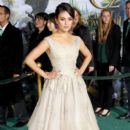 Mila Kunis: at the Los Angeles premiere of 'OZ The Great And Powerful' held at the El Capitan Theater