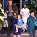 Salma Hayek - Out And About - Malibu, California (09/13/09)