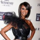 Iman - Keep A Child Alive's 6 Annual Black Ball Hosted By Alicia Keys And Padma Lakshmi At Hammerstein Ballroom On October 15, 2009 In New York City