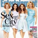 Kristin Davis - Entertainment Weekly Magazine [United States] (21 May 2010)