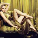 Scarlett Johannson - And Champagne