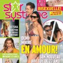 Demi Moore, Sean Friday - Star Systeme Magazine Cover [Canada] (17 January 2014)