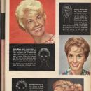 Christine Carère, Doris Day, Debbie Reynolds - Photoplay Magazine Pictorial [United States] (March 1960) - 454 x 587