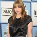 Amber Benson Arrives At The 2008 Film Independent's Spirit Awards