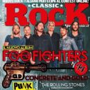 Foo Fighters - Classic Rock Magazine Cover [Italy] (October 2017)