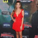 Ryan Newman – 'The Last Sharknado: It's About Time' Premiere in LA - 454 x 653
