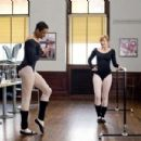 Thomas (Damon Wayans, Jr., left) demonstrates his dancing gift to Megan (Shoshana Bush, right) in the comic spoof 'Dance Flick.' Photo Credit: Glen Wilson. Copyright ©2009 by PARAMOUNT PICTURES CORPORATION. All Rights Reserved.