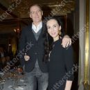 L'Wren Scott and Mick Jagger host private dinner at the Cafe Royal Hotel to celebrate the L'Wren Scott Fall/Winter 2013 Collection - London, UK - 17 February 2013