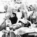 Marsha Bennett, June Cochran, Nikki Phillips, Linda Vaughn - 454 x 345