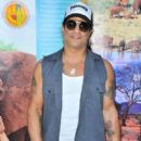 Slash attends IFAW, Adopt the Arts and the Los Angeles Unified School District's Love Elephants Youth Art Exhibit and Awards Event at Bergamot Station on May 19, 2013 in Santa Monica, California
