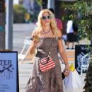 Busy Philipps – Shopping candids in Silver Lake - 454 x 681