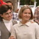 Candace Cameron and Jason Marsden