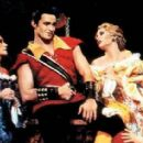 HUGH JACKMAN  As Gaston In The Musical Stage Version BEAUTY AND THE BEAST