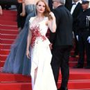 Jessica Chastain – Closing Ceremony of the 70th annual Cannes Film Festival in Cannes - 454 x 696