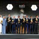 Georgina Rodriguez and Cristiano Ronaldo – Sport Globe Soccer Award 2019 – Decima Edizione in Dubai
